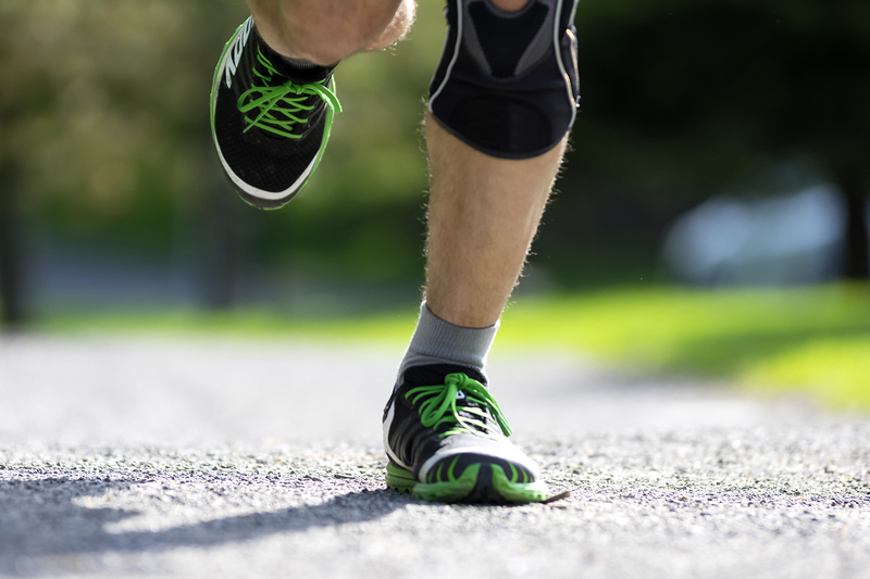 The Effects of Running Shoes on Foot Function and Running Injuries